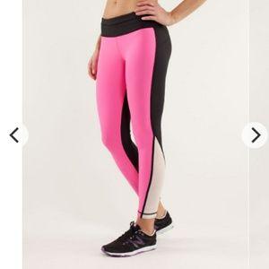 Lululemon athletica run pace tight pants legging